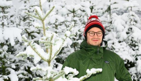 Det ikke Nibio-forsker Martin Petterson vet om juletrær, er nesten ikke verdt å vite.