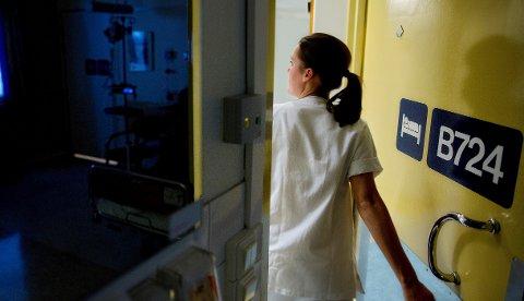 Ein ny rapport viser at kommunane ikkje satsar nok på helse og omsorg.