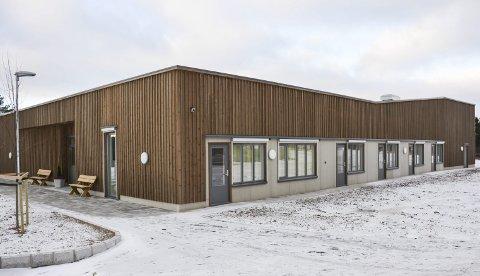 Millionsprekk: Det nye bofellesskapet for demente på Løkentomta blir dyrere enn planen først var under byggestart i 2016. Dette er første del av det som skal bli en eldrelandsby i kommunen.