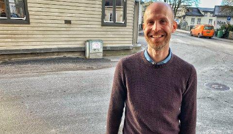NY LEDER: Bård Havenstrøm Hansen er utdannet sivilingeniør innen bygg og miljøteknikk, og er spesialisert innenfor områdene organisasjon og prosjektledelse. Han har også tilleggsutdannelse innenfor ledelse og kommunikasjon.