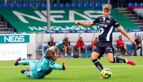 Sondre Sørli går fra KBK til Bodø/Glimt.