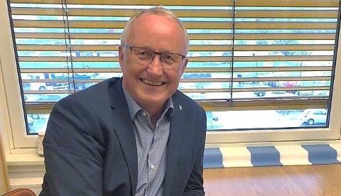 VISJON: Nå skal Re og Tønsberg skape en ny kommune sammen. Da ønsker vi å utarbeide en visjon og et verdigrunnlag som kan få betydning for den nye kommunen, skriver Trond Wifstad.