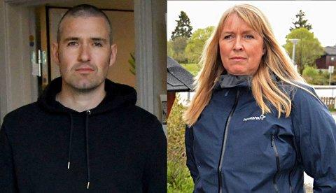 FRAM I KØEN: Lærer  Eivind Ludvigsen-Overrein og barnehagestyrer Anne Brit Jegtvolden er to som nå blir prioritert i vaksinekøen.