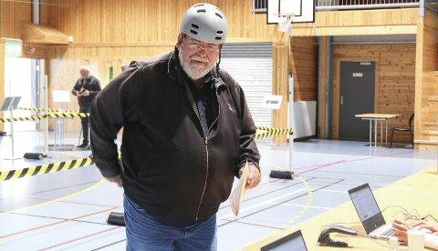 Åpen: Knut Moland har stemt FrP helt siden hans far, Tjostolv Moland, var på å stifte partiet i 1973. Foto: Marianne Stene