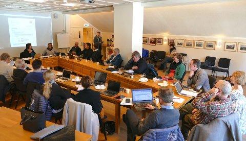 Valdresrådet 20. februar: På agendaen stod blant annet reiselivsnæringens enorme fremtidsutsikter og utfordringer inn i fylkessammenslåingen med Hedmark