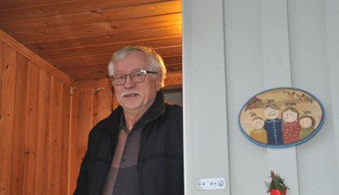 REPRESENTERTENITTEDALNKP: Jan Arne Herdal forteller at han fortsatt er politisk interessert, men at han ikke lenger driver partipolitikk.
