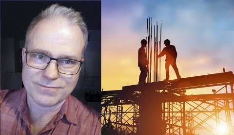 GIR GODE RÅD: Geir Bakken i Nito Vestfold har en oppfordring til bedrifter i Vestfold.