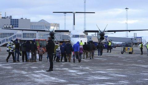 RAskt inn - raskt ut: Sist høst og vinter kom det en rekke asylsøkere til Bodø på kort varsel. De fleste ble sendt ut igjen. Og plutselig stoppet asylstrømmen til Norge. Dermed har det vært et år med enorme kontraster for dem som lever av å gi husrom til asylsøkerne..