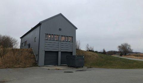 Skanseodden renseanlegg fra 2006 er Bodø kommunes renseanlegg i Bodøsjøen.