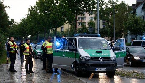 Det pågår i 1940-tiden en stor politiaksjon i München.