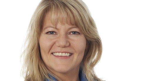 WIDERØE: Silje Brandvoll, informasjonssjef. Pressefoto