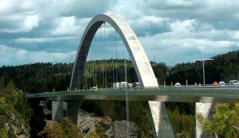 Svinesund-brua stenger i en periode neste helg.