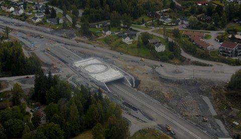 ETTERLENGTET: Nå planlegges en kjettingplass på Haugsbakken, noen kilometer før stigningen opp mot Lygna starter. ARKIVFOTO: SISSEL SKJERVUM BJERKEHAGEN