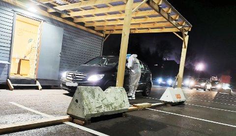Det siste døgnet har 268 testet seg for korona i Sarpsborg kommune.