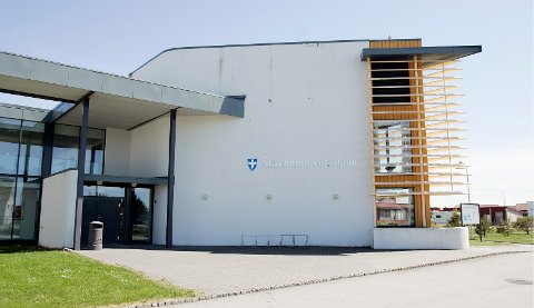 Åkrehamn videregående skole. Foto: Alf-Robert Sommerbakk