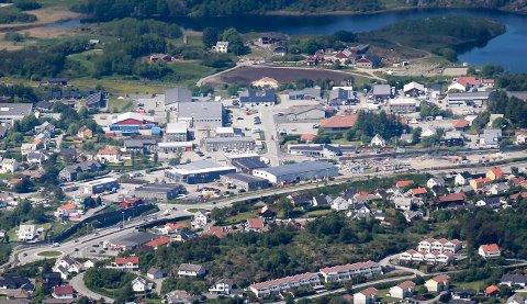 KVALA: Selskapet har holdt til på Kvalamarka industriområde i Haugesund.