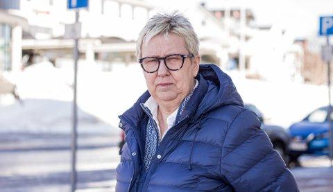 ER BEREDT: Ordfører Wenche Pedersen sier Vadsø kommune er beredt om det skulle komme en smitte-boom til kommunen, slik det har gjort i Måsøy.