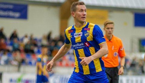 NY FRISPARKPERLE: Morten Gamst Pedersen fortsetter å score flotte mål i Alta IF-drakten.