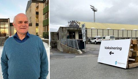 Fungerende fylkeslege Bjørn Øygard