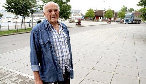 FOR 60. GANG: Trond Aas håper det beste foran årets idrettsmerke-prøver. Foto: Lars Ivar Hordnes