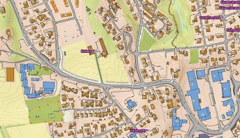 Ekeberg/Eikeberg går igjen flere steder.