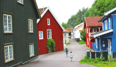 KULTURMINNEDAGER: Dagene mellom 4. og 12. september bli markert med arrangementer som vil strekke seg gjennom hele historien til Holmestrand kommune.