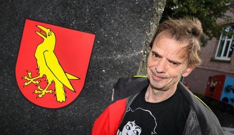SISTE PRIS MED KRÅKA: Øivind Tandberg-Hanssen (SV) er leder for kulturutvalget og etterlyser forslag på kandidater til Moss kommunes kulturpris.