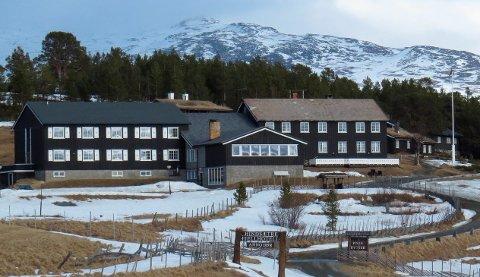 Hindsæter Fjellhotell. Foto:Arkiv