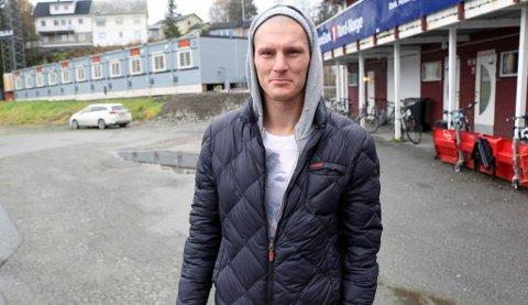 PÅ BENKEN: Zdenek Ondrasek avbildet i Tromsø tidligere. Han står etter 17 serierunder fortsatt bare med én kamp fra start for FC Dallas i MLS, og nå sier agenten hans til Nordlys at sommeren vil bli avgjørende for om en TIL-retur kan bli aktuell i høst.