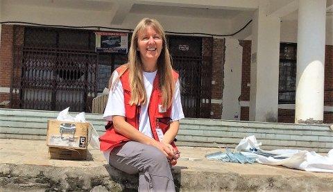 BEKYMRET: Fylkeslege Anne Grethe Olsen er bekymret over økende smittetall i Tromsø