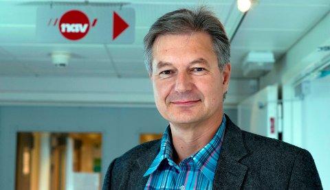 SØKER: Helge Ødegård (55) fra Snertingdal er blant søkerne til sjefsstilling i Innlandet fylkeskommune.