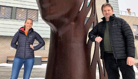 UKJENT: Verken kommuneoverlege Marit Tuv eller ordfører Vidar Eltun er kjent med at det skal være en nytt tilfelle av koronasmitte i Vang. FOTO: INGVAR SKATTEBU