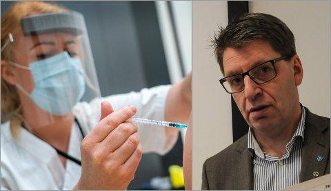 SKUFFET: Ordfører Ola Tore Dokken er skuffet over den nye vaksinestrategien.