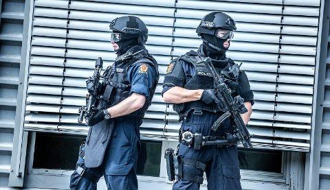 SVARER: Paul Torgersen, Prosjektleder for Politiets nasjonale beredskapssenter, svarer på støy-kritikken i forbindelse med beredskapssenteret på Taraldrud.