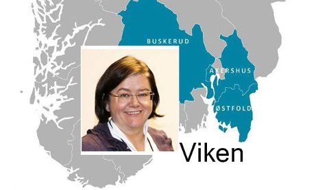 Anette Solli (innfelt), leder av fellesnemnda og fylkesordfører i Akershus, føler seg sikker på at Buskerud og Akershus ikke vil gjøre tilsvarende vedtak.