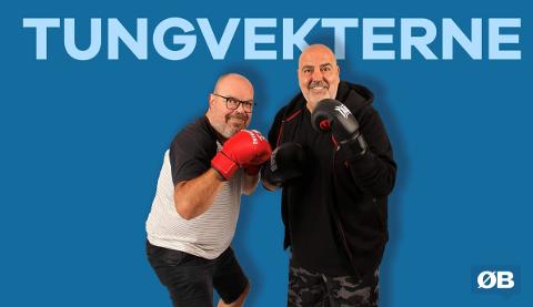Magnus Gulliksen og Knut Stenseth.
