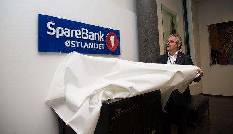 UTBYTTE: Konsernsjef Richard Heiberg betaler neste måned utbytte, for første gang, til kunder.