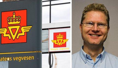 VIL HA VEGVESEN-KUTT: Stortingsrepresentant Tor André Johnsen (Frp).