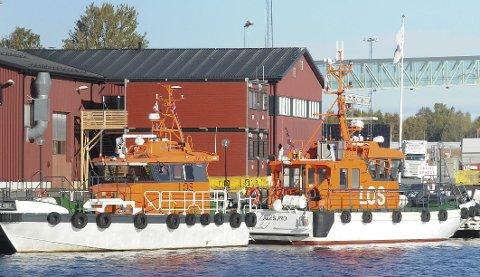 PERMANENT: Som antydet tidligere, kan det fort bli permanent flytting for losbåtene.
