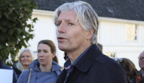 FORNØYD: Bamble Venstre sier de er godt fornøyd med at deres egen minister, Ola Elvestuen, har gitt Bambleåse status som reservat.