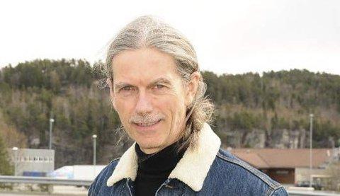 SEKSJONSLEDER: Eivind Gurholt i Statens vegvesen.