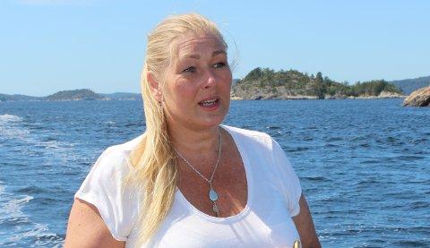 NÆRING OG REISELIV: Næringssjef Hege Bjørnerud presenterer mange forslag til aktiviteter og tiltak som skal trekke turister til de lokale handelsbedriftene i hele Bamble og Langesund. Om kort tid vil dessuten 18 lokale bedrifter få tildelingsbrev om krisepenger i koronatiden.