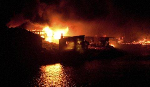 I 2017 var det storbrann på Træna, og den viste at det var for få brannfolk i kommunen. Etter dette fikk Træna pålegg om å etablere en brannstyrke, samt ansette brannsjef. Nå begynner kommunen å få ting på plass.