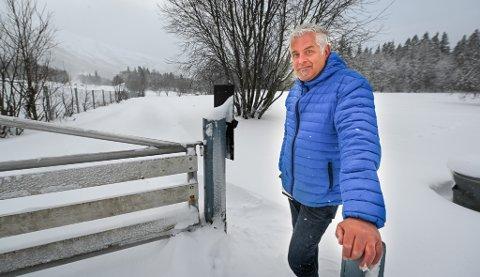 - Vi ønsker å ekspropriere over 63 dekar på Hauknesodden, for å sikre at dette blir et friareal for allmennheten, sier rådgiver Dag-Arnfinn Nilsen i seksjon for miljø og landbruk.
