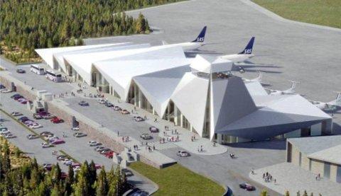 START: Avinor ber om penger til bygging og har ambisjon om å starte opp i tredje kvartal 2021.