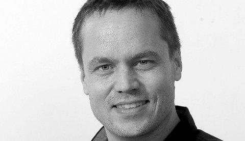 Steinar Ulrichsen, ansvarlig redaktør og daglig leder