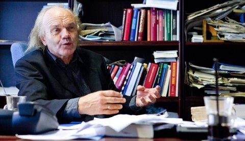 FORSVARER: Harald Otterstad var forsvarer for haldenseren som nå er bekreftet død i Syria. FOTO: JARL M. ANDERSEN