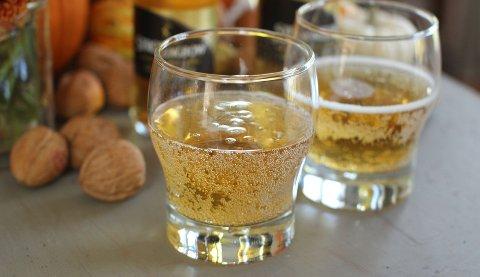 Små bryggerier slipper unna med mindre avgift på cider.  (AP Photo/Matthew Mead)