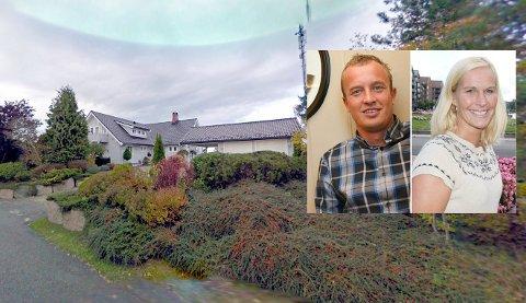 Eiendommen Faråsen 25 er ifølge prospektet på 3,3 mål. Selgeren er Ragnar Pedersen, en kjent forretningsmann som nå har flyttet til leilighet ved Odd Stadion. Han bygde selv huset på Faråsen for 30 år siden.