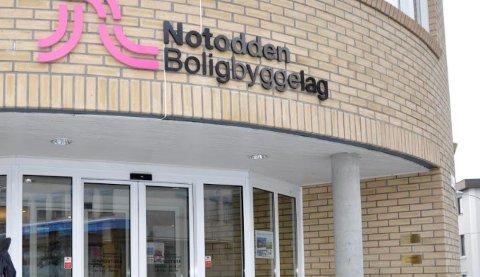 SOLGT: Notodden Boligbyggelag forvalter i dag over 800 boliger i 36 borettslag. Mange av de ble kjøpt og solgt i løpet av mars - i ukene før påske.